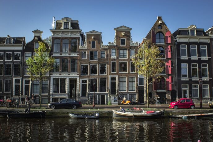 DMC in amsterdam