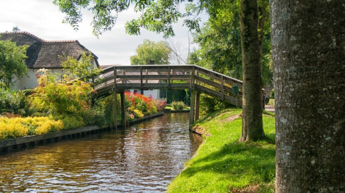 Private day trip Giethoorn