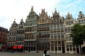 DMC and tour operator in Antwerp