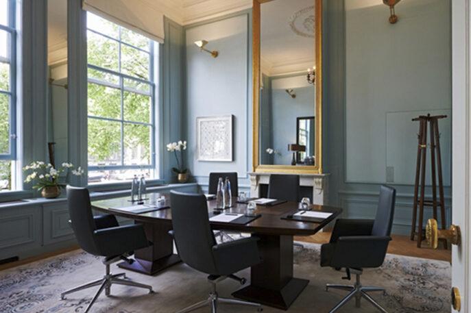 Exclusive meeting location Amsterdam ZOYO Travel
