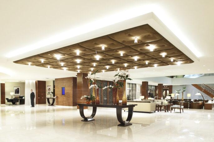 Hotel Okura Amsterdam Lobby