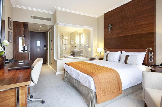 Hotel Okura Amsterdam Superior Room
