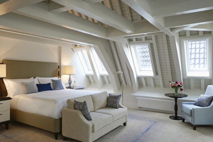 Luxury Business hotel Amsterdam ZOYO travel
