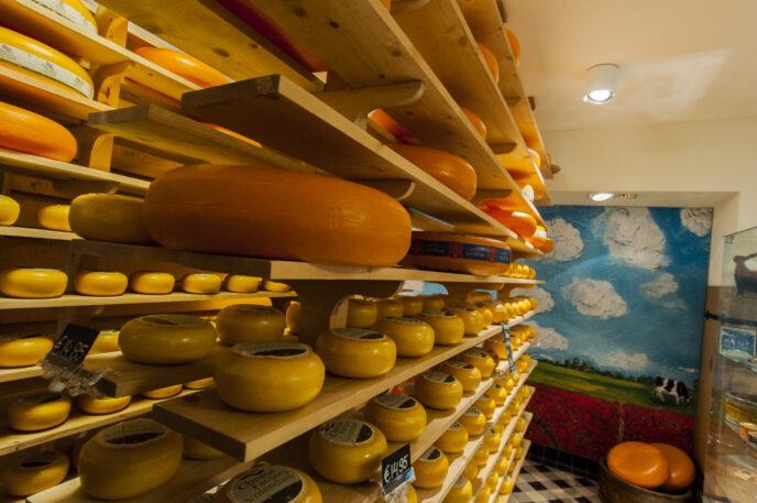 Private cheese tour Volendam