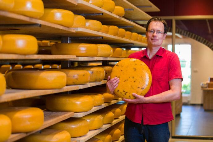 Private cheese farm visit