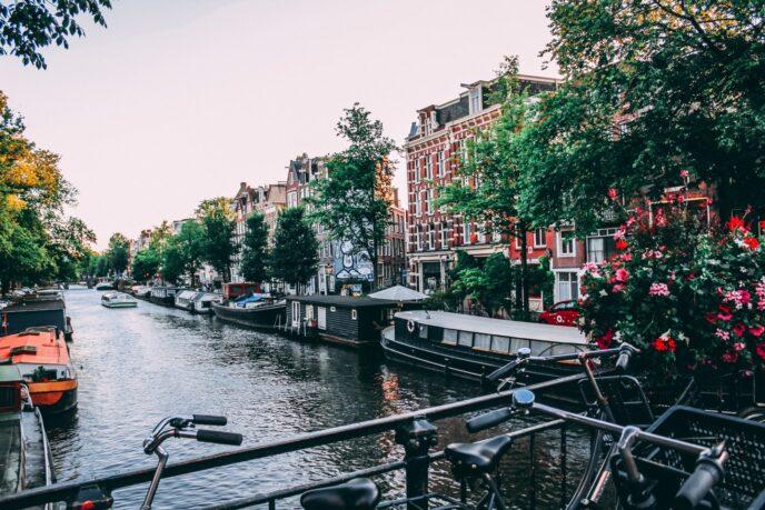 Private walking tour in Amsterdam ZOYO