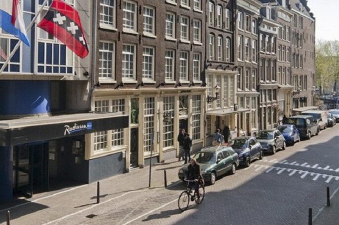 Radisson blu incoming touroperator amsterdam