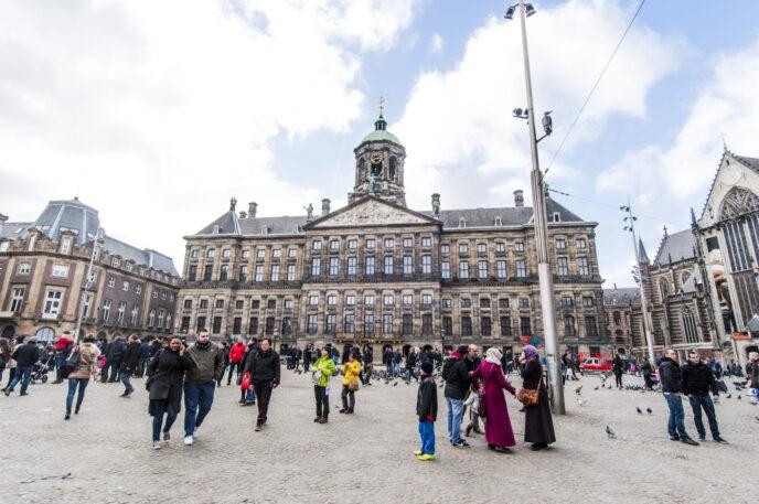 private tour amsterdam center