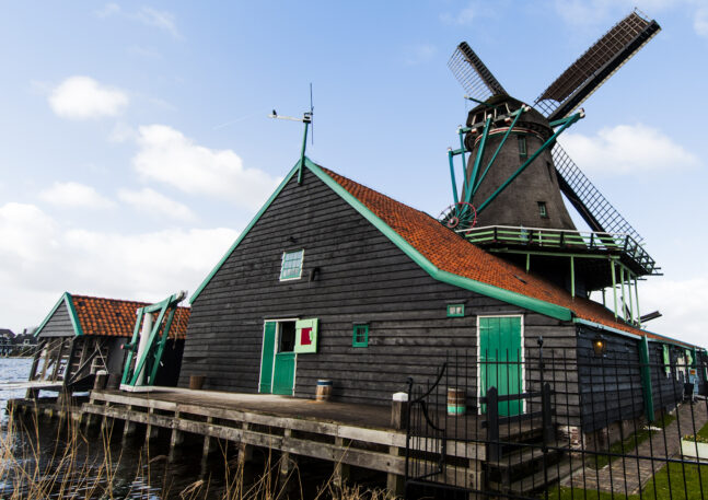Private windmill tour Zaanse Schans 2