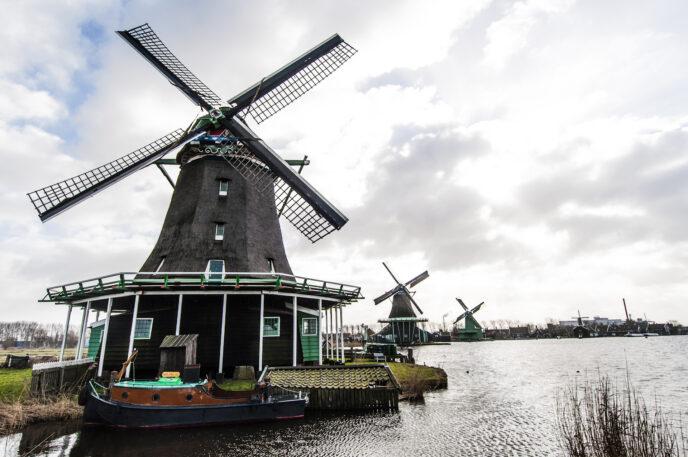 Private windmill tour Zaanse Schans 3