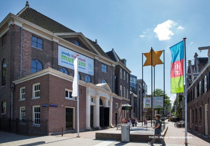 Jewish tour Amsterdam Historic museum