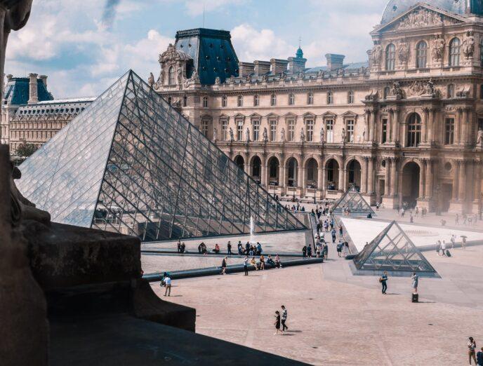 Paris tour from Amsterdam