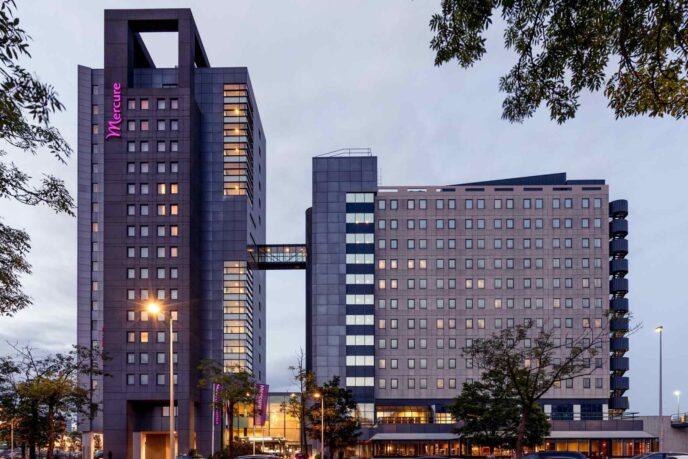 Mercure Amsterdam city