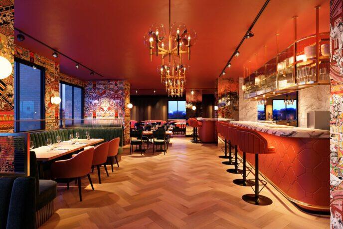 Restaurant-Marriott-hotel-Amstedam