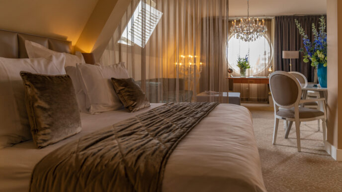 Royal suite hotel Amsterdam