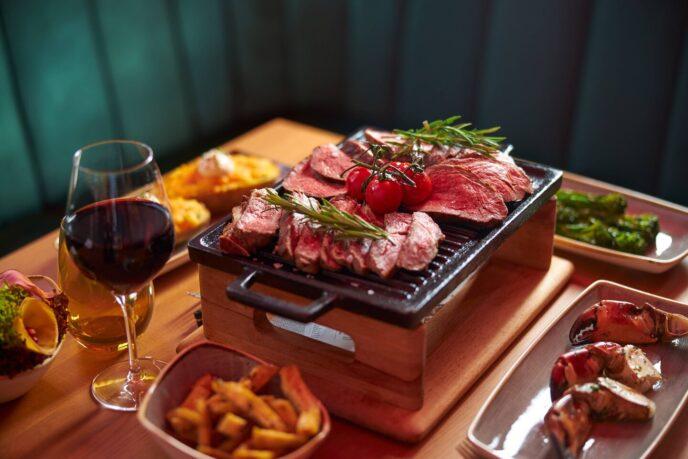 Steakhouse-Amsterdam-Marriott-Hotel