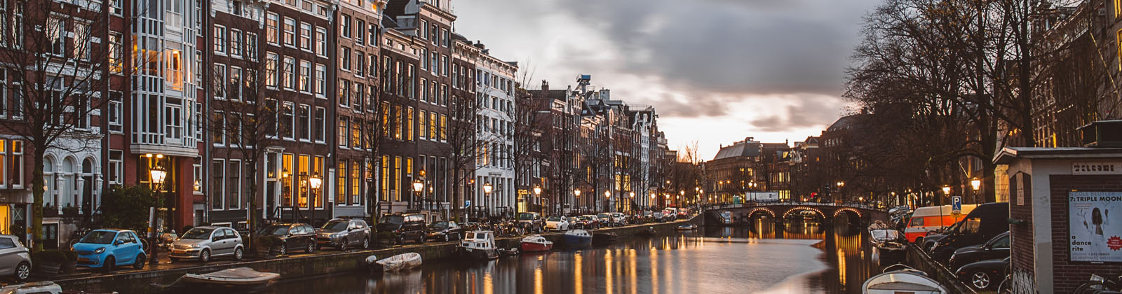 Tour operator - Hotel services - Amsterdam