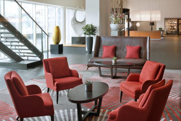 Mövenpick Hotel Amsterdam City Centre - Reception III