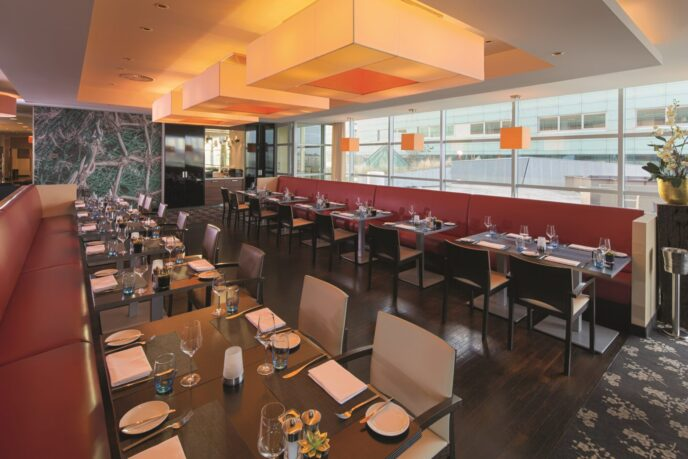 Movenpick Masterdam Restaurant