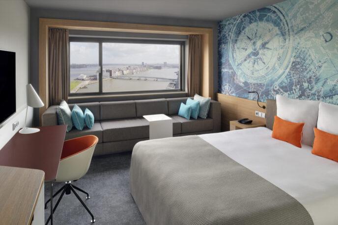movenpick hotel amsterdam room