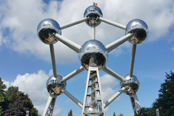 Discover the iconic Brussels