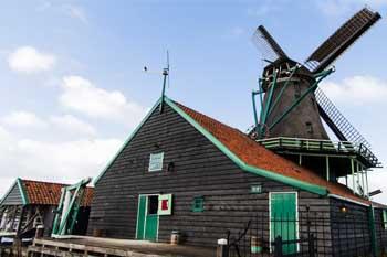 Amsterdam countryside