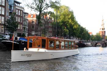 Private canal cruise