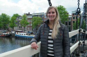 Aline luxury travel Amsterdam beer